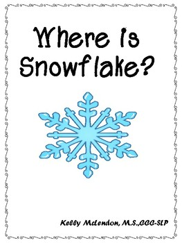 Where is Snowflake? - Speech & Language Therapy