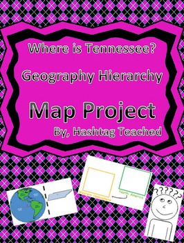 Where is Tennessee Geographic Hierarchy Map