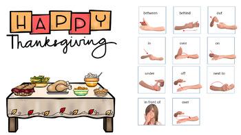 Where is Thanksgiving Dinner?