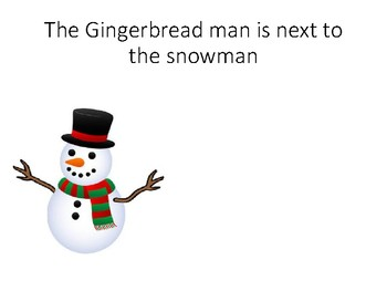 Where is The Gingerbread Man