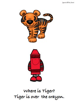 Where is Tiger?