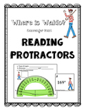 Where is Waldo? Reading Protractors