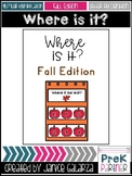 Where is it? FALL Edition