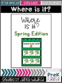 Where is it? SPRING Edition
