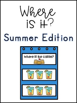 Where is it? SUMMER Edition