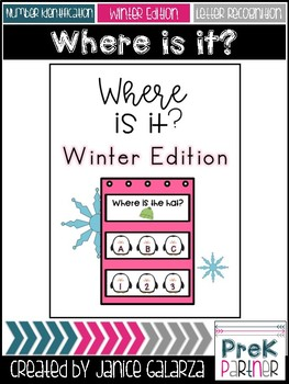 Where is it? WINTER Edition