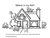 Where is my Pet?  Following directions and understanding concepts