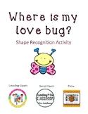 Where is my love bug?