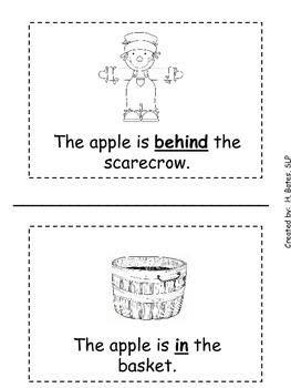 Where is the Apple Book -  A book of Positional Concepts