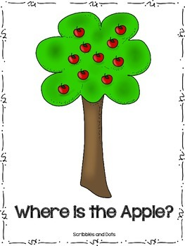 Where is the Apple? ~ Position Words