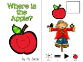 Where is the Apple? -Positional Concepts Book