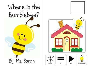Where is the Bumblebee? Adapted Book