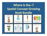 Where is the Bundle?  Spatial Concepts Activity Books