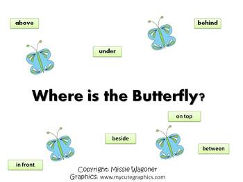 Where is the Butterfly?