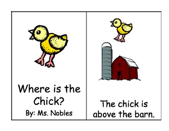 Where is the Chick-Positional Word Book for Small Group
