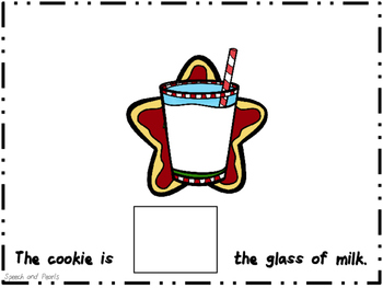 Where is the Cookie? Preposition Book