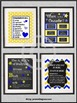 Blue and Yellow Where is the Counselor Sign, Counseling Office Decor BUNDLE