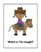 Where is the Cowgirl?