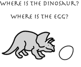 Where is the Dinosaur?