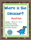Where is the Dinosaur? – Adapted Book