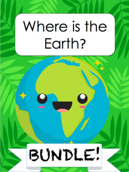 Where is the Earth? BUNDLE!