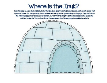 Where is the Eskimo?  A Hands-on Activity for Spatial Concepts