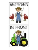 Where is the Farmer? Prepositions - Houghton Mifflin Preschool Theme
