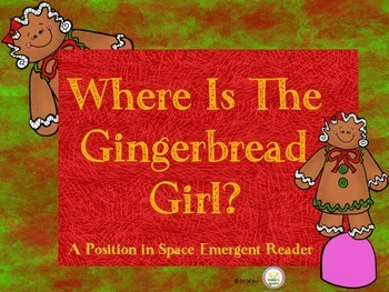 Where is the Gingerbread Girl