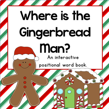 where is the gingerbread man an interactive positional word book