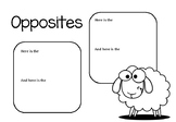 Where is the Green Sheep - 2 Worksheets