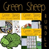 Where is the Green Sheep? Bundle Pack