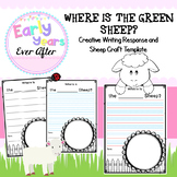 Where is the Green Sheep? - Creative Writing Activity and Craft