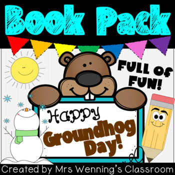 Where is the Groundhog Book Pack!
