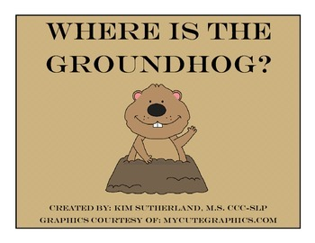 Where is the Groundhog Interactive Book