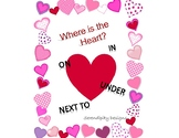 Where is the Heart? | Interactive Spatial Concepts