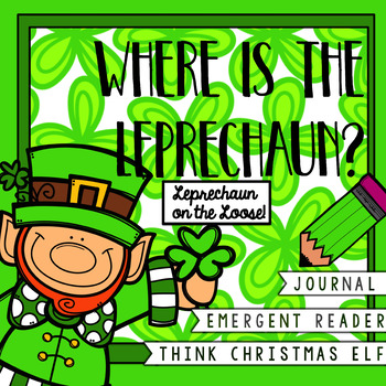 Where is the Leprechaun? Emergent Reader and Leprechaun on the Loose