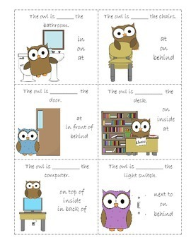 Where is the Owl?