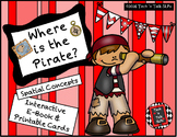 Where is the Pirate? - Spatial Concepts