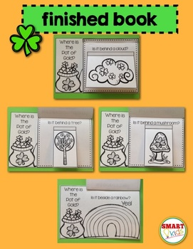Where is the Pot of Gold? {Interactive High-Frequency Words Book}