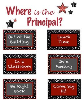 Where is the Principal