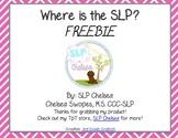 Where is the SLP?