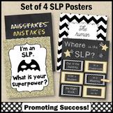 Where is the SLP Door Sign Set, Speech and Language Pathologist NOT EDITABLE