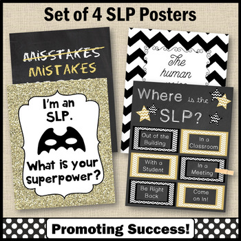 Where is the SLP Door Sign Set, Speech and Language Pathologist NOT EDITABLE