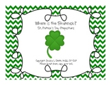 Where is the Shamrock?? St. Patrick's Day Prepositions
