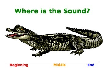 Where is the Sound?