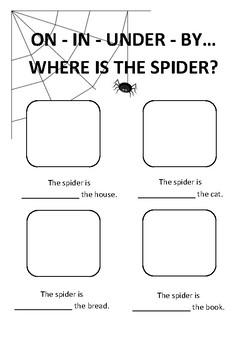 Where is the Spider?