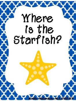 Where is the Starfish? - Speech & Language Therapy