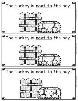 Where is the Turkey? {FREEBIE}