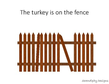 Where is the Turkey? | IN, ON, UNDER, NEXT TO [[INTERACTIVE]]