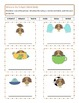 Thanksgiving ~ Where is the Turkey? Prepositions and Conce